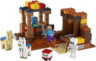LEGO: Minecraft - Търговски пост - играчка