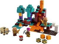 LEGO: Minecraft - Изкривената гора - раница