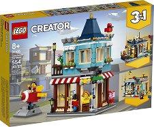 LEGO: Creator - Магазин за играчки 3 в 1 - портмоне