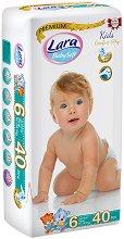 Lara Baby Soft Premium 6 - Junior Plus -