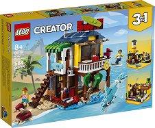 LEGO: Creator - Плажна къща 3 в 1 - играчка