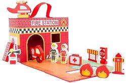 Пожарна станция в куфарче -