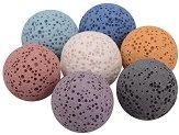 Вулканични камъни за ароматерапия -