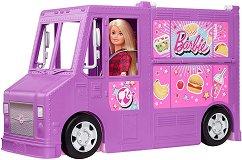 Барби - Камион за храна - фигура