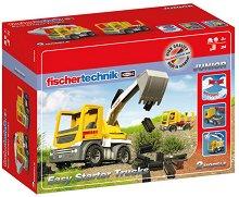 Строителен камион -