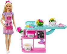 Барби - Магазин за цветя - кукла