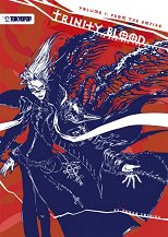 Trinity Blood - Rage Against the Moons Volume 1: From the Empire -