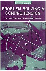 Problem Solving & Comprehension -