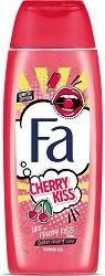 Fa Cherry Kiss Shower Gel -
