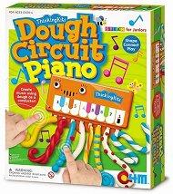 Направи си сам - Пиано с пластилин -