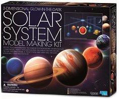 Фосфоресцираща слънчева система -
