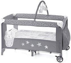 Сгъваемо бебешко легло на две нива - Duo Level Toys 2021 -