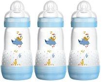 Бебешки шишета за хранене с широко гърло - Easy Start Anti-Colic 260 ml -