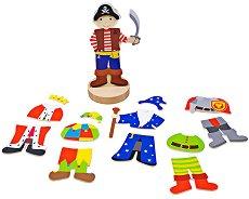 Облечи момчето - Приказки - играчка