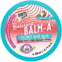 Dirty Works Bahama Balm-a Coconut Body Balm - продукт