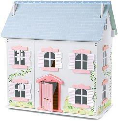 Къщата с бръшляна -