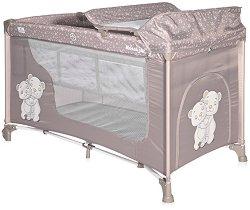 Сгъваемо бебешко легло на две нива - Moonlight 2 Layers -
