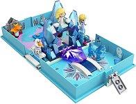 LEGO: Замръзналото кралство - Приключения от книгата с  Елза и Нок - играчка