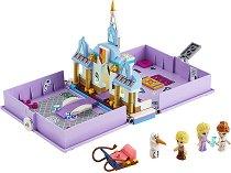 LEGO: Замръзналото кралство - Приключения от книгата с Елза и Анна - играчка