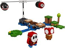 LEGO: Super Mario - Баражът на Буумър Бил - играчка