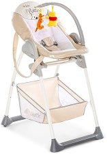Детско столче за хранене 2 в 1 - Sit'n Relax: Pooh Cuddles -