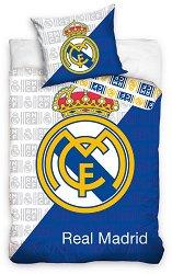 Детски спален комплект от 2 части - ФК Реал Мадрид -