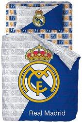 Детски спален комплект от 3 части - ФК Реал Мадрид - несесер