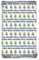 Долен чаршаф с ластик - ФК Реал Мадрид - несесер