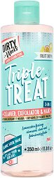 Dirty Works Triple Treat 3 in 1 Cleanser, Exfoliator & Mask -