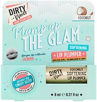 Dirty Works Plump Up The Glam Lip Plumper -