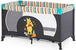 Сгъваемо бебешко легло - Dream'n Play: Pooh Geo - паста за зъби