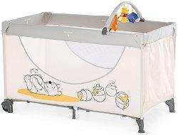 Сгъваемо бебешко легло - Dream'n Play Go: Pooh Cuddles - чаша