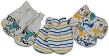 Бебешки ръкавички - Kay -