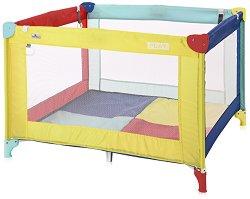 Сгъваема бебешка кошарка за игра - Play -