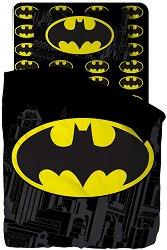 Детски спален комплект от 3 части - Батман -