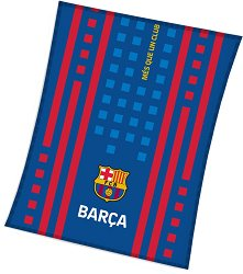 Бебешко одеяло - ФК Барселона -