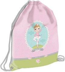 Спортна торба - Dancing Rose - детски аксесоар