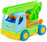 Камион с кран -