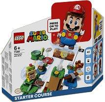 LEGO: Super Mario - Приключения с Марио - играчка