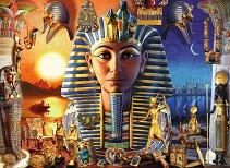 Наследството на Фараона - пъзел