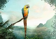Папагал - пъзел