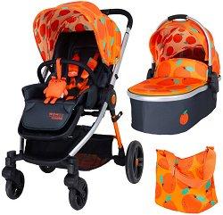 Бебешка количка 2 в 1 - Wowee -