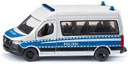 Полицейски бус - Mercedes-Benz Sprinter - играчка