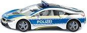 Полицейска кола - BMW i8 -