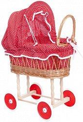 Ретро количка за кукли -