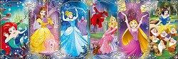 Принцесите на Дисни - Панорама - пъзел