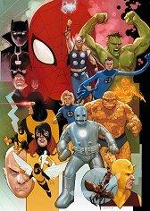 Marvel 80 - пъзел