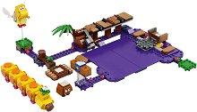 LEGO: Super Mario - Отровното блато на Уиглер - играчка