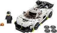 LEGO: Speed Champions - Koenigsegg Jesko - играчка