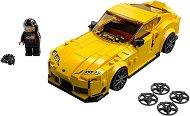 LEGO: Speed Champions - Toyota GR Supra - играчка